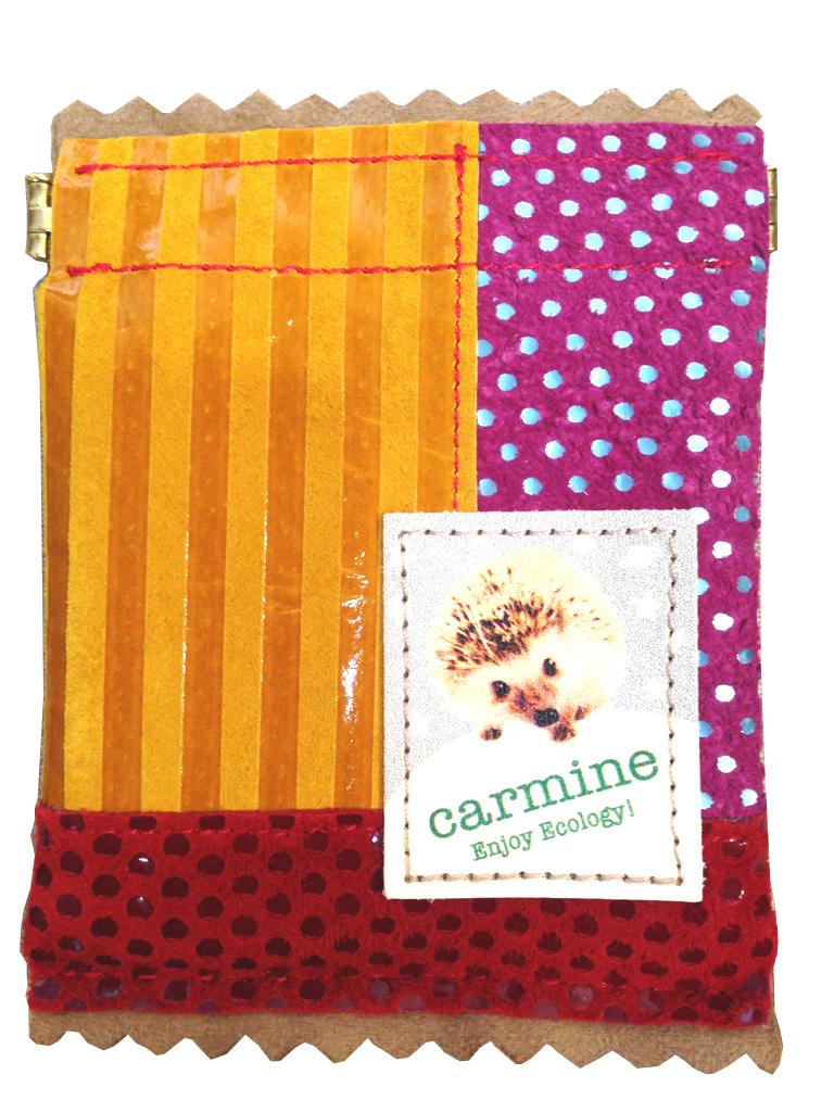 carmine ハリネズミ