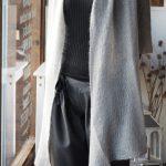 KNIT001 Grey